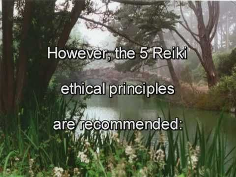 REIKI TRAINING PART C - Frequently Asked Questions
