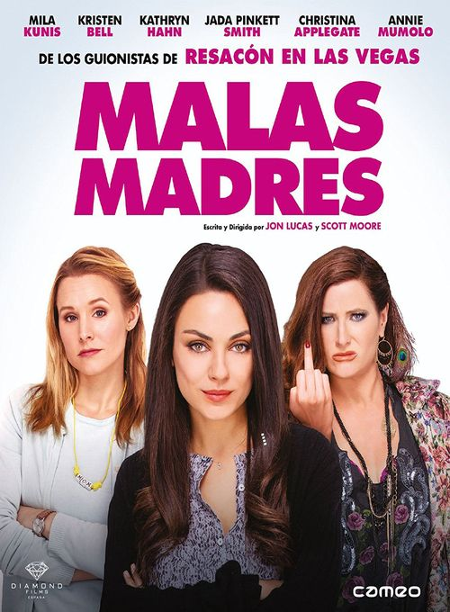 Watch Bad Moms Full Movie Online