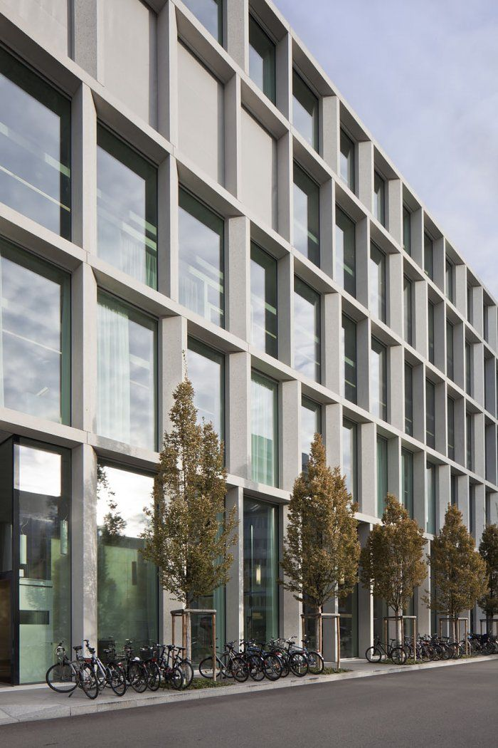 Laboratory Building Basel, David Chipperfield