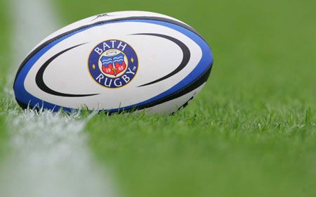 Bath Rugby Ball