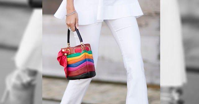 Καλοκαιρινά Look με το Λευκό Τζιν