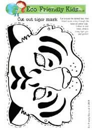 tiger mask idea