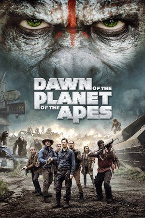DAWN OF THE PLANET OF THE APES Watch Full Movie Online FREE