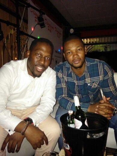 Mogodu Monday for the first time with Sizwe Mokhobeni
