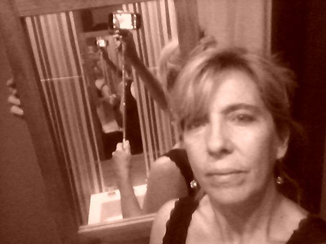 selfie de la primer tarea. Ahora luego de las correcciones creo que esta en el lugar correcto. GRACIAS!!!!!