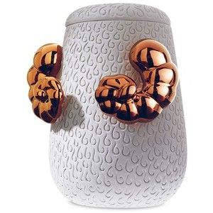 Ceramics by Sam Baron for Bosa Ceramiche. Available at MOOD showroom. #mood #ceramics #ram #bosa #white