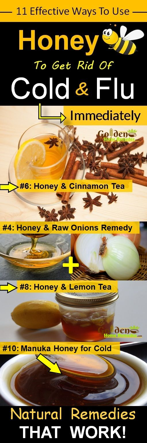 Honey for Cold and Flu, How To Get Rid Of Cold: 11 Effective Home Remedies That Work Fast to Cure Cold with Honey, Common Cold Treatment At Home, Cold Causes, Symptoms and Treatments. Cold is an uncomfortable problem faced by many of us at least once in our life time. Honey has natural properties which help to treat colds. However in some cases, cold can lead to throat infections, strep throat and bronchitis. There are various natural solutions which use Honey that is easily available in the…