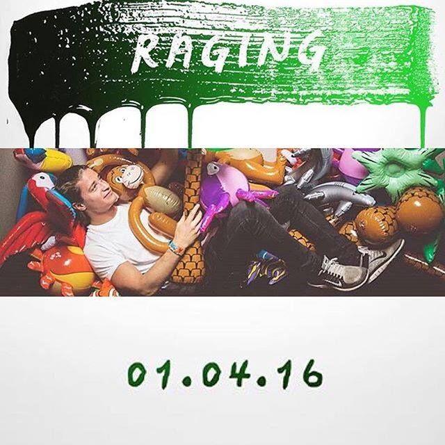 В сети состоялась премьера нового трека популярного норвежского диджея и продюсера Kygo Raging.  Примечательна новинка тем что в её записи принял участие ирландский рок-коллектив Kodaline.  Напомним что ранее музыкантом была подтверждена дата выхода дебютной студийной пластинки Cloud Nine  13 мая на лейбле Sony. В диск войдут ранее представленные синглы Firestone Stole the Show Nothing Left Stay и Fragile.  https://youtu.be/lZCknA9K6m4 - http://ift.tt/1HQJd81
