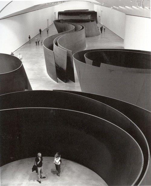 the Guggenheim in Bilbao!!