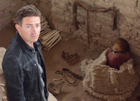 Mystery Investigator Nazca Lines CLICK IMAGE TO WATCH FULL EPISODE