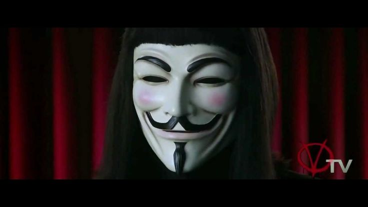V for Vendetta: The Revolutionary Speech (HD) INFOWARS.COM BECAUSE THERE'S A WAR ON FOR YOUR MIND