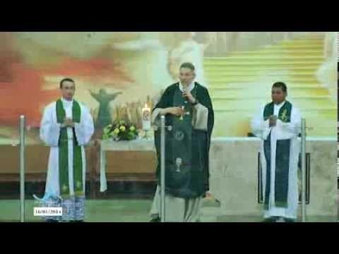 Padre Marcelo Rossi Missa 16/01/14