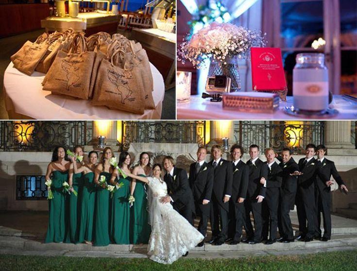 Casamientos con invitados del exterior. Ideas y consejos de Maria Ines Novegil