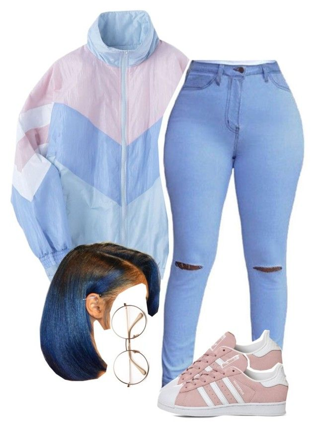 12.28 by trinityannetrinity ❤ liked on Polyvore featuring adidas