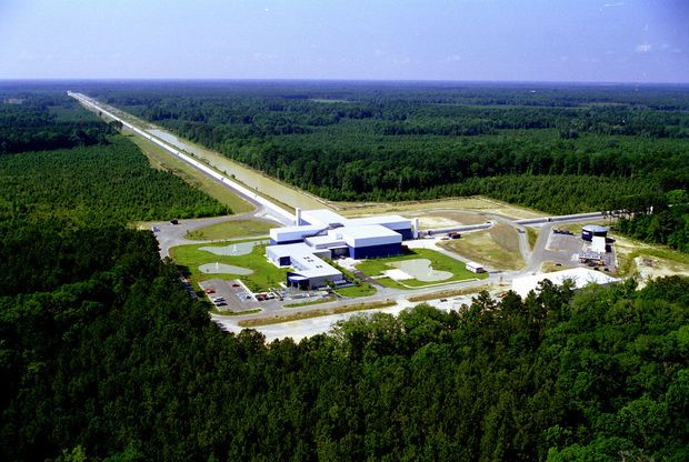 Gravitational-Wave Detector Resumes Hunt for Space-Time Ripples