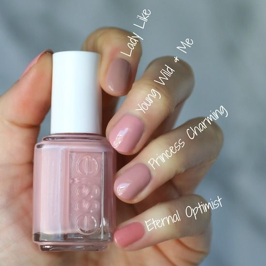 Nail Polish Colors For Younger Looking Hands: 1145 Best Essie Envy Images On Pinterest