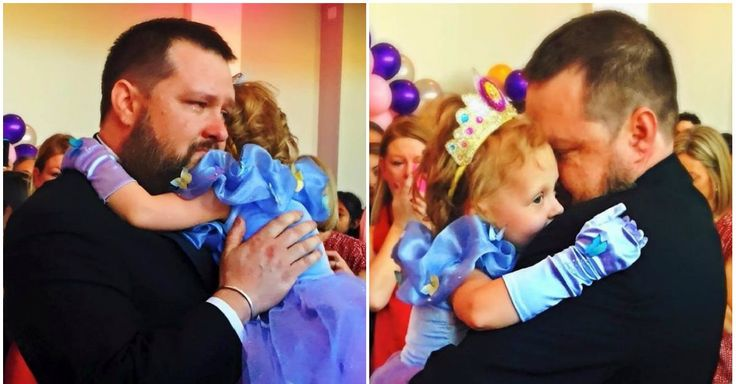 This little girl's family organised afantastic party for her last ever birthday