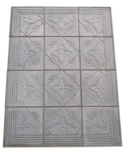 """Concrete Garden carpet """"flora"""" byTove Adman is inspired by indoor rugs by Märta Måås Fjätterström"""
