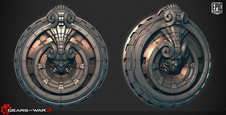 cool gears3 artwork