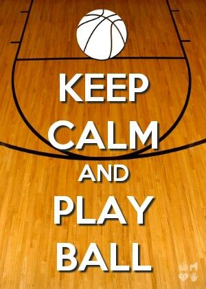 Basketball......the keeper of my heart many years ago. Please allow me to pass this on to my girls!!!!!