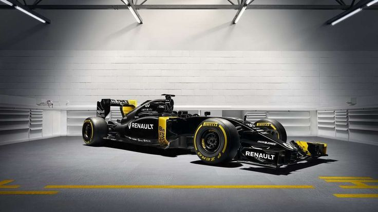 R.S.16 launch: Renault Sport Formula One Team 2016