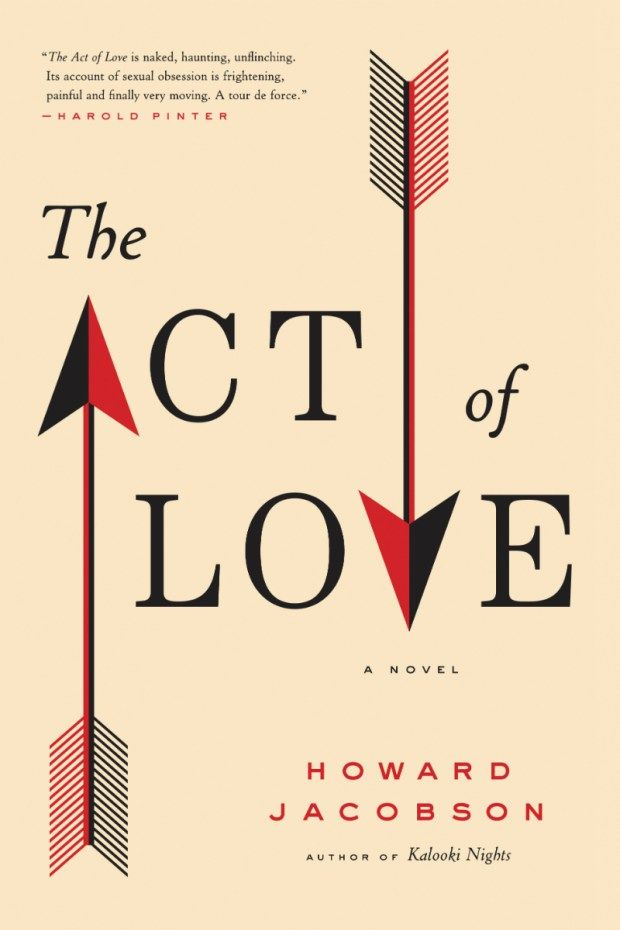 Act-of-Love book cover design typography serif