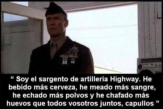 Sargento de Hierro ...