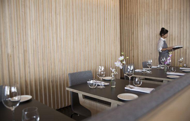 Eden Dining Room Bar In Glenelg Adelaide By Genesin Studio
