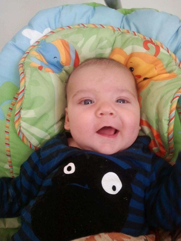 mi sobrino Teo