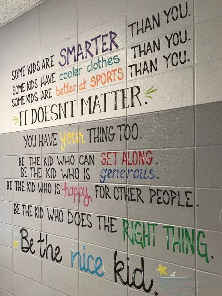 My aspirations for you Trenton Ray Pinterest School, Classroom