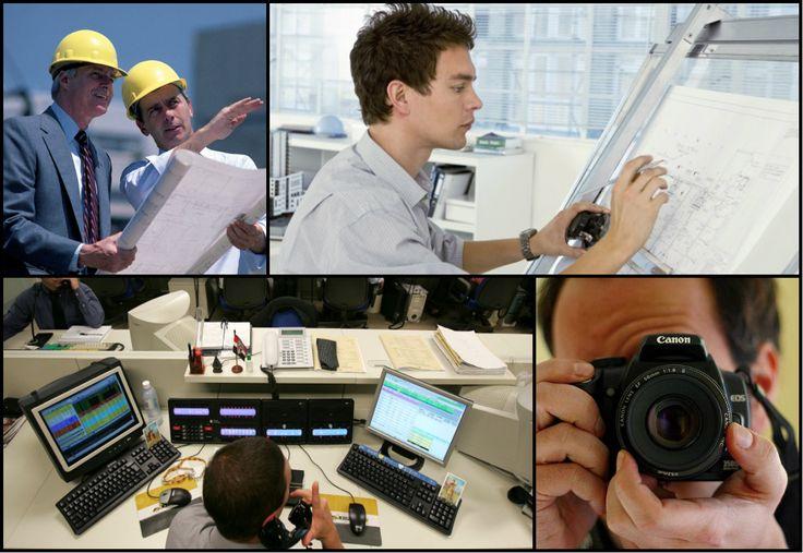 Descubra as profissões com melhores salários e mais empregos no Brasil - Fotos - R7 Economia