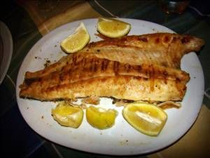 Grilled Mahi Mahi with Olive Oil and Lemon Juice - Recipe Details