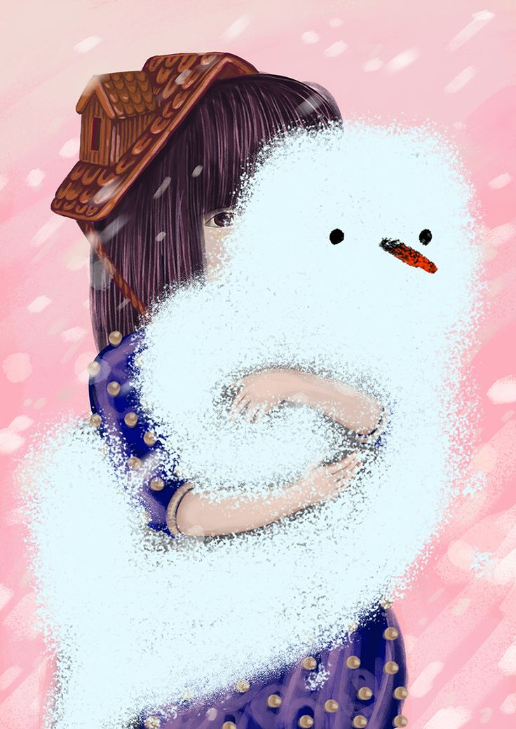 """Check out my @Behance project: """"A fat cat with a snowman soul"""" https://www.behance.net/gallery/60039983/A-fat-cat-with-a-snowman-soul"""