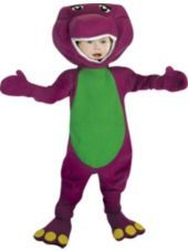 Barney Costume for Toddlers - Party City