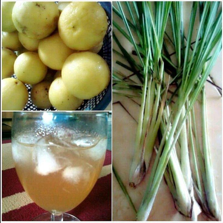 Lemongrass ice #homemade by me