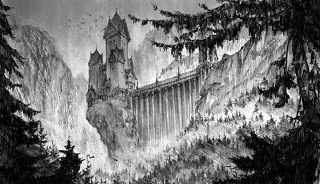 Castle by Magdalena Kusowska