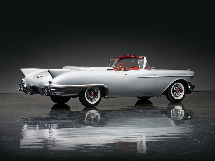 1957 Cadillac Sixty Two Eldorado Special Biarritz (57 6267SX)