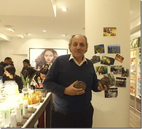 sostenibilidad medio ambiente destacados belleza eco  El aceite de nuez de Brasil orgánico: el otro oro de Perú