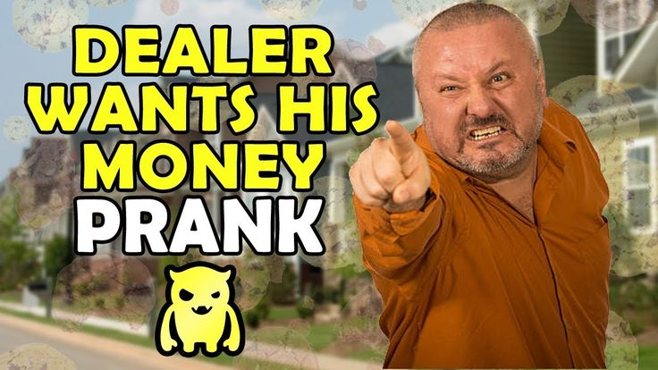 Angry Dealer Wants His Money Prank This guy made a big order but never came through with the cash check out what happens when Tyrone calls him up to collect ;D Watch more Tyrone pranks here: https://www.youtube.com/watch?v=l0-X1-1lk-Q&list=PL6B0C15344DDD1BCA Subscribe to catch my future videos! http://own.ag/youtube Follow Ownage Pranks: Facebook: http://ift.tt/LFw3eO Twitter: http://twitter.com/OwnagePranks 2nd channel / Reveals: http://youtube.com/MrOwnagePranks Merchandise…