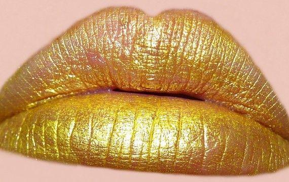 SUNSHINE Yellow Lipstick