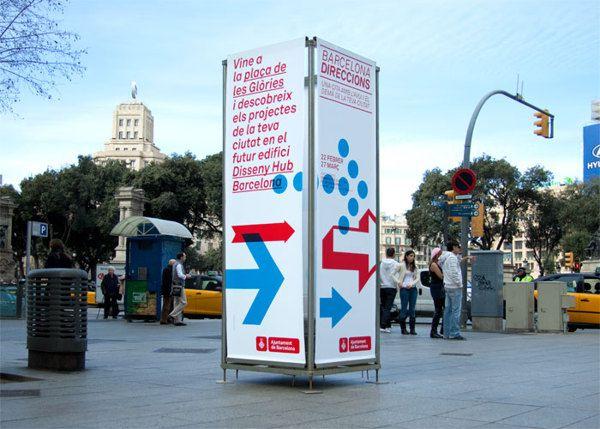 Barcelona Direccions Exhibition, Barcelona - credit clase bcn