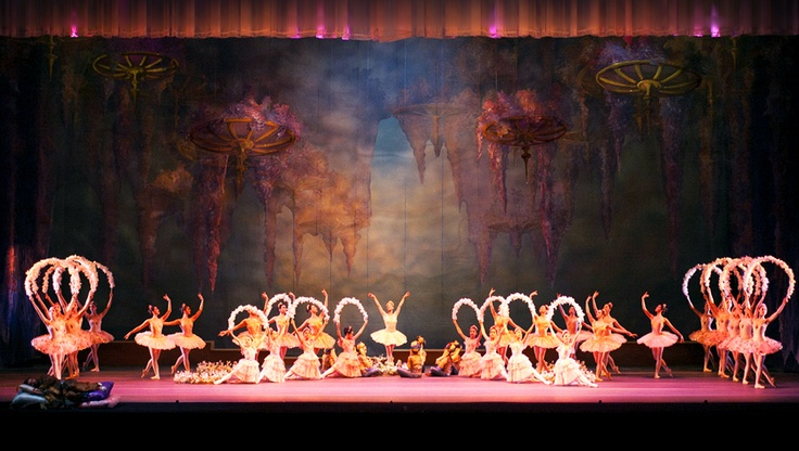"American Ballet Theatre Dances ""Le Corsaire"" at Dorothy Chandler Pavilion"