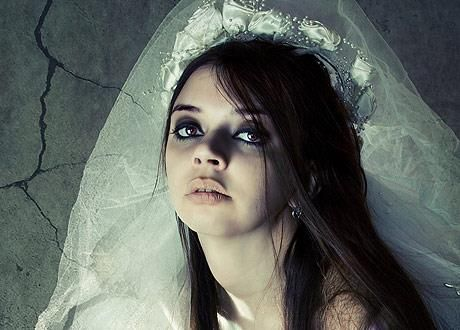Идеи костюма для девушки на хэллоуин труп невесты