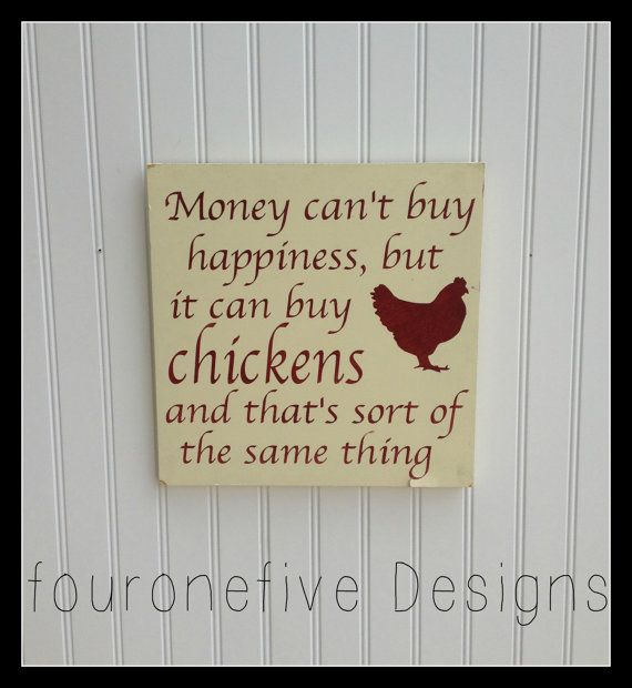 Happy Chickens Cream Style