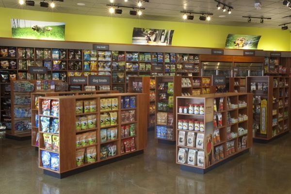 Krisers Natural Pet Food, CO Retail & Retail Display