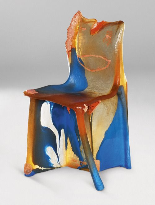 Pratt Chair nº 7 by Gaetano Pesce, 1984