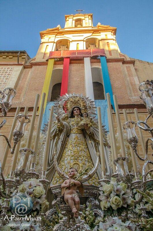 Virgen de Las Nieves 2.017
