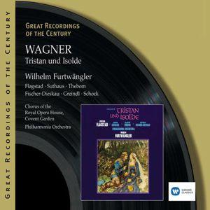 Listen to Wagner: Tristan und Isolde by Philharmonia Orchestra & Wilhelm Furtwängler on @AppleMusic.