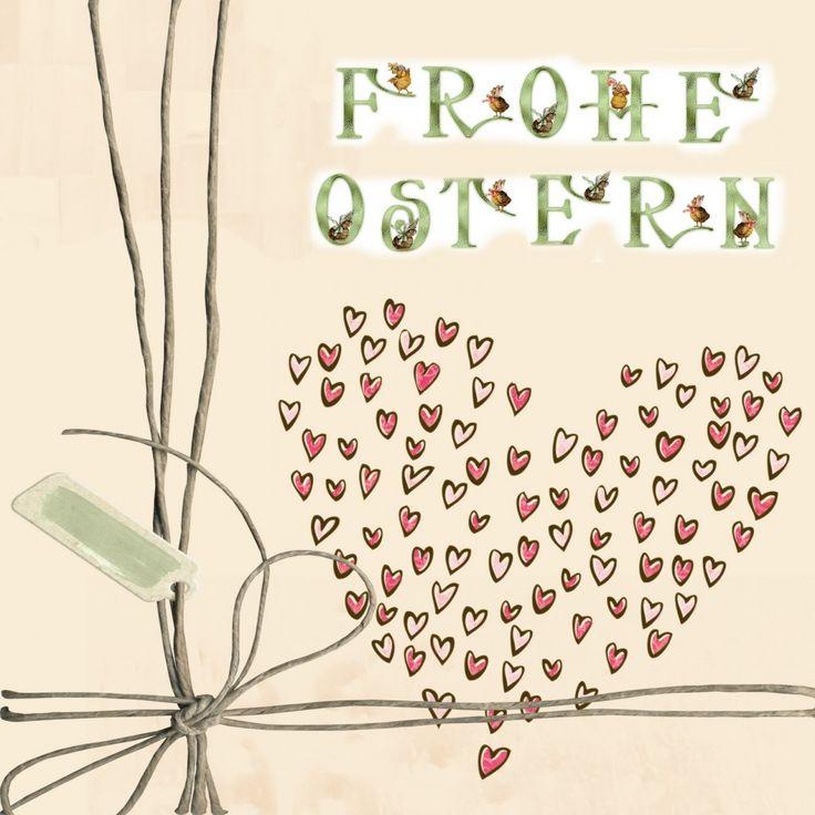 138 best frohe ostern images on pinterest. Black Bedroom Furniture Sets. Home Design Ideas