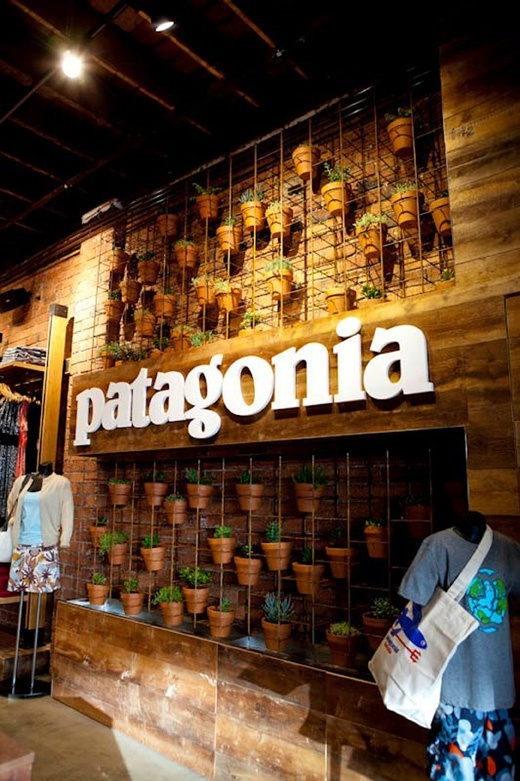 "patagonia ""green"" store layout"
